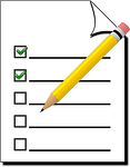 checklist  Our May Report Card